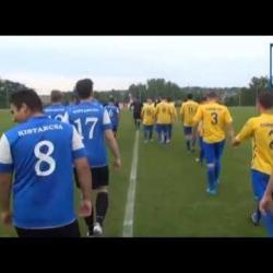 Embedded thumbnail for Szemet gyönyörködtető gólokkal vertük a Kistarcsát a derbin