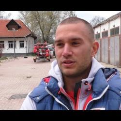 Embedded thumbnail for Elfelejtheti a világbajnoki címét a csömöri kajakos, Balaska Márk!