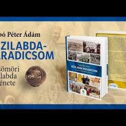 Embedded thumbnail for Kézilabda-paradicsom címmel megjelent a csömöri klub történetét feldolgozó könyv