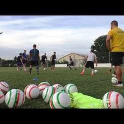 Embedded thumbnail for Így zajlik focistáink felkészülése az új szakmai stábbal a megye II-es szezonra!