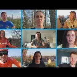 Embedded thumbnail for Maradj otthon és sportolj otthon - ezt üzenik kiváló csömöri sportolóink!