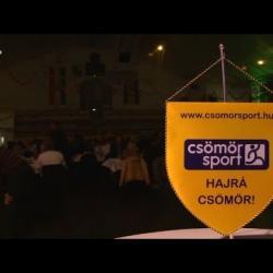 Embedded thumbnail for Csömöri büszkeségeink a 2016-os Sportbálon
