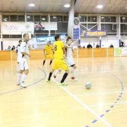 Embedded thumbnail for RFC Csömör futsalmeccs a Sportcsarnokban