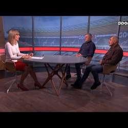 Embedded thumbnail for Valter Tibor és Válé Flórián a Sport Tv Mai helyzet című műsorában